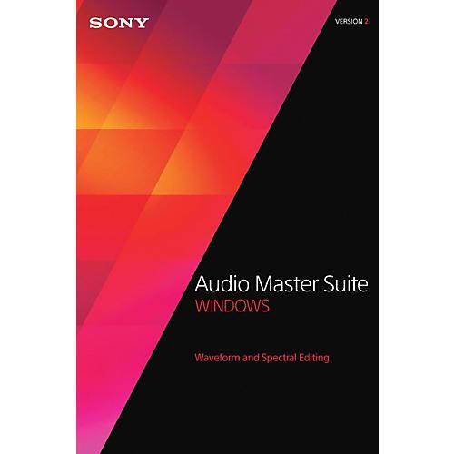 Magix Audio Master Suite 2 - Windows Software Download-thumbnail
