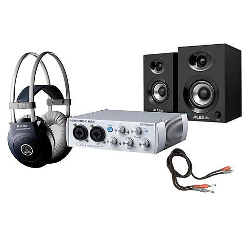 PreSonus AudioBox 2x2 Elevate Package