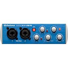Open BoxPreSonus AudioBox USB 96 2x2 USB Recording System