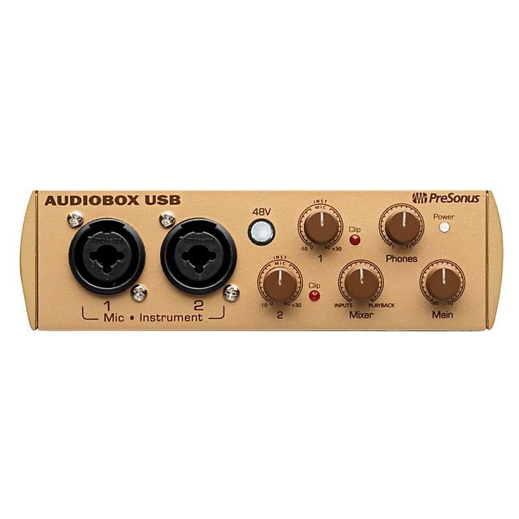 PreSonusAudioBox USB Limited EditionGold
