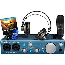 Open BoxPreSonus AudioBox iTwo Studio