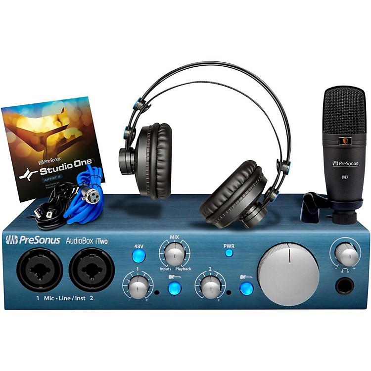 Presonus Audiobox Itwo Studio : presonus audiobox itwo studio musician 39 s friend ~ Vivirlamusica.com Haus und Dekorationen