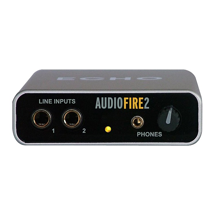 EchoAudioFire2 FireWire Audio Interface