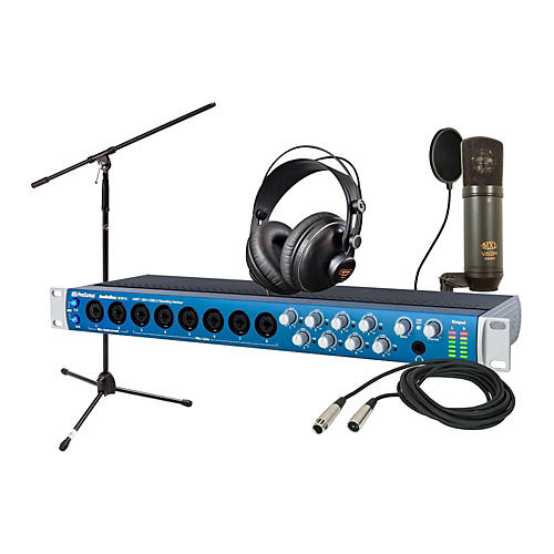 PreSonus Audiobox 1818VSL MXL CAD Package