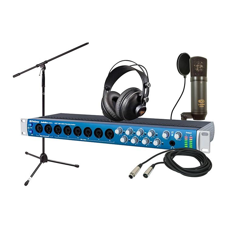 PreSonusAudiobox 1818VSL MXL CAD Package
