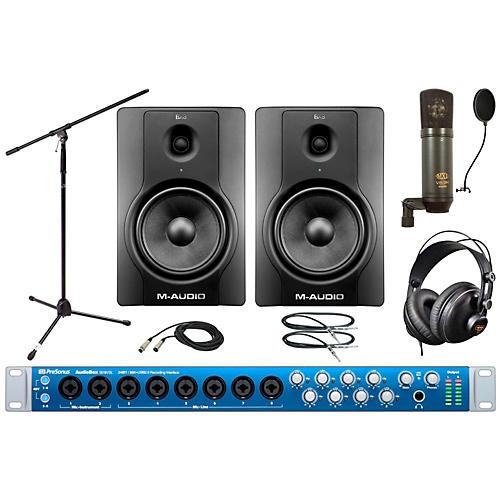 PreSonus Audiobox 1818VSL MXL Package