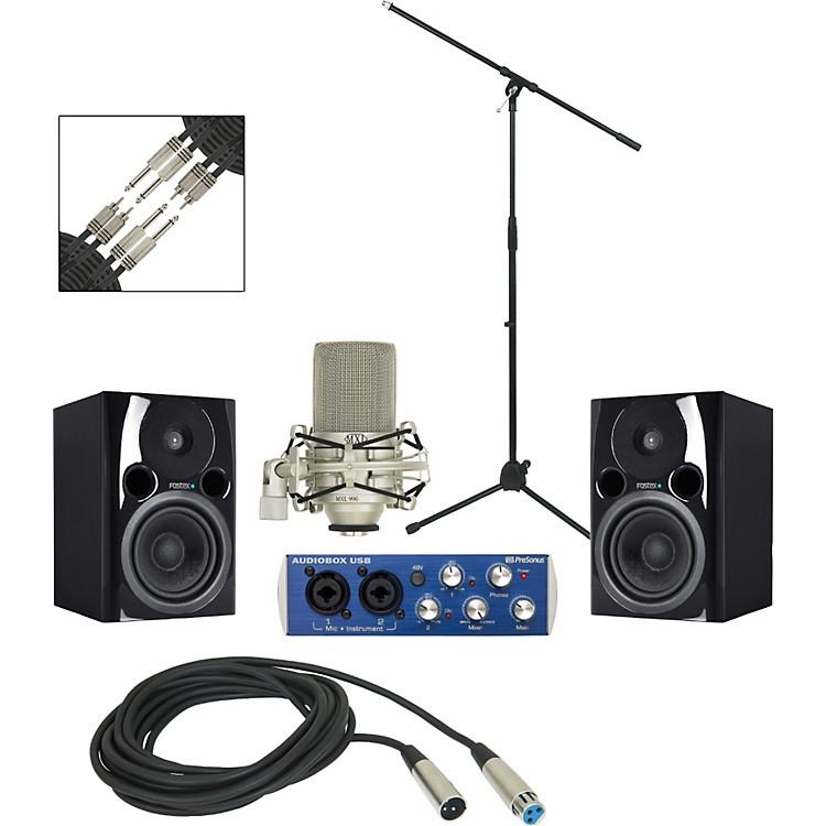 PreSonusAudiobox USB Recording Package