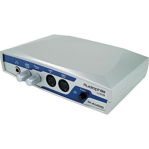 M-Audio Audiophile USB Computer Recording Interface