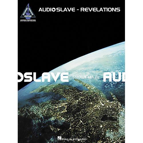 Hal Leonard Audioslave - Revelations Songbook