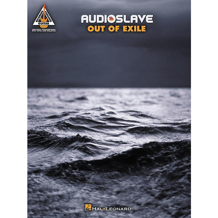 Hal Leonard Audioslave Out of Exile Guitar Tab Songbook