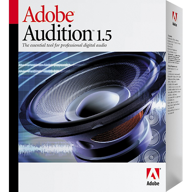 users guide 1.5 audition