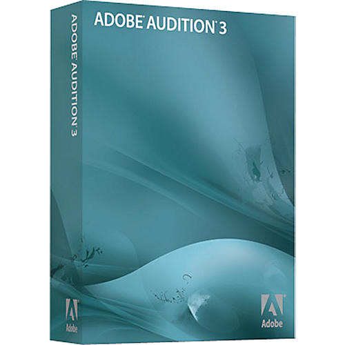 Adobe Audition 3 for Windows