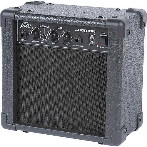peavey audition electric guitar practice amplifier musician 39 s friend. Black Bedroom Furniture Sets. Home Design Ideas