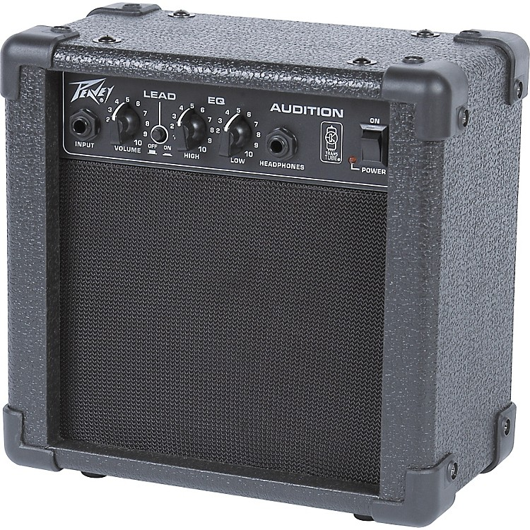 Peavey Audition Electric Guitar Practice Amplifier