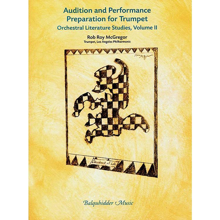 Carl FischerAudition & Performance Preparation for Trumpet Volume 2 Book