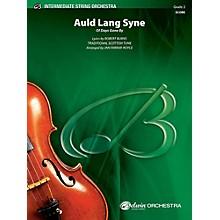Alfred Auld Lang Syne String Orchestra Grade 2 Set