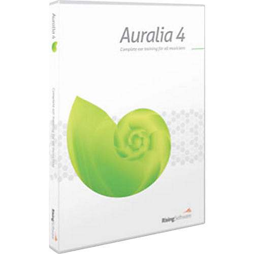 Rising Software Auralia 4 Cross Platform