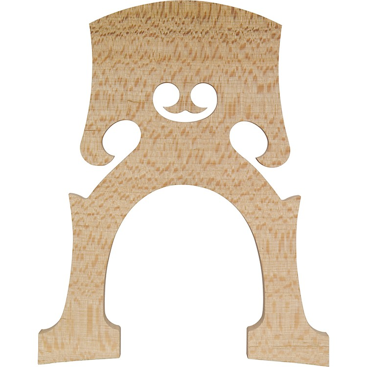 The String CentreAurolar Hard Maple Cello Bridges