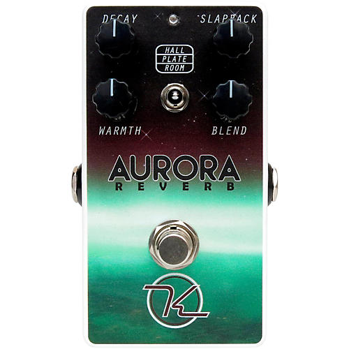 Keeley Aurora Digital Reverb Guitar Effects Pedal