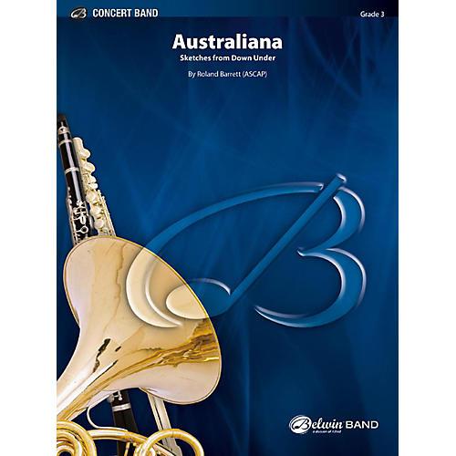 BELWIN Australiana - Grade 3 (Medium Easy)-thumbnail