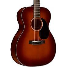 Martin Authentic Series 1933 OM-18 VTS Orchestra Model Acoustic Guitar Natural