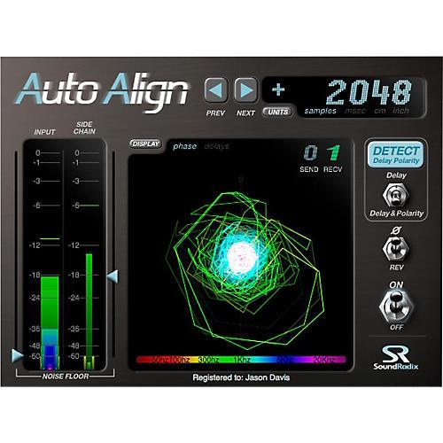 Sound Radix Auto-Align