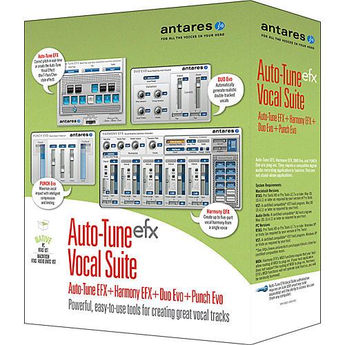 Antares Auto-Tune EFX Vocal Suite