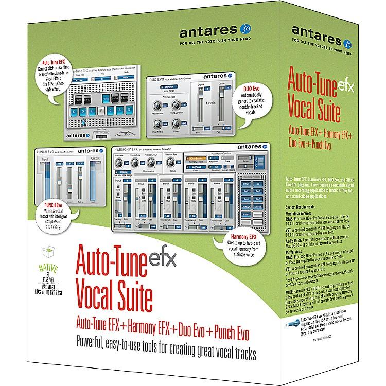AntaresAuto-Tune EFX Vocal Suite
