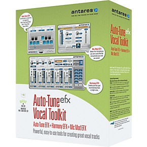 antares auto tune efx vocal toolkit musician 39 s friend. Black Bedroom Furniture Sets. Home Design Ideas