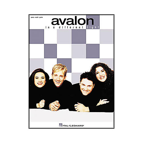 Hal Leonard Avalon - In a Different Light Piano, Vocal, Guitar Songbook