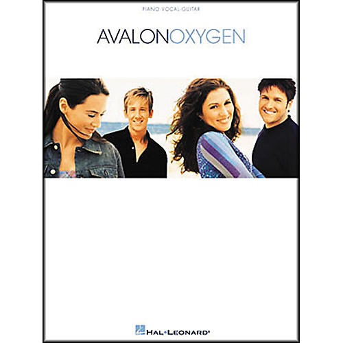 Hal Leonard Avalon - Oxygen Piano, Vocal, Guitar Songbook-thumbnail