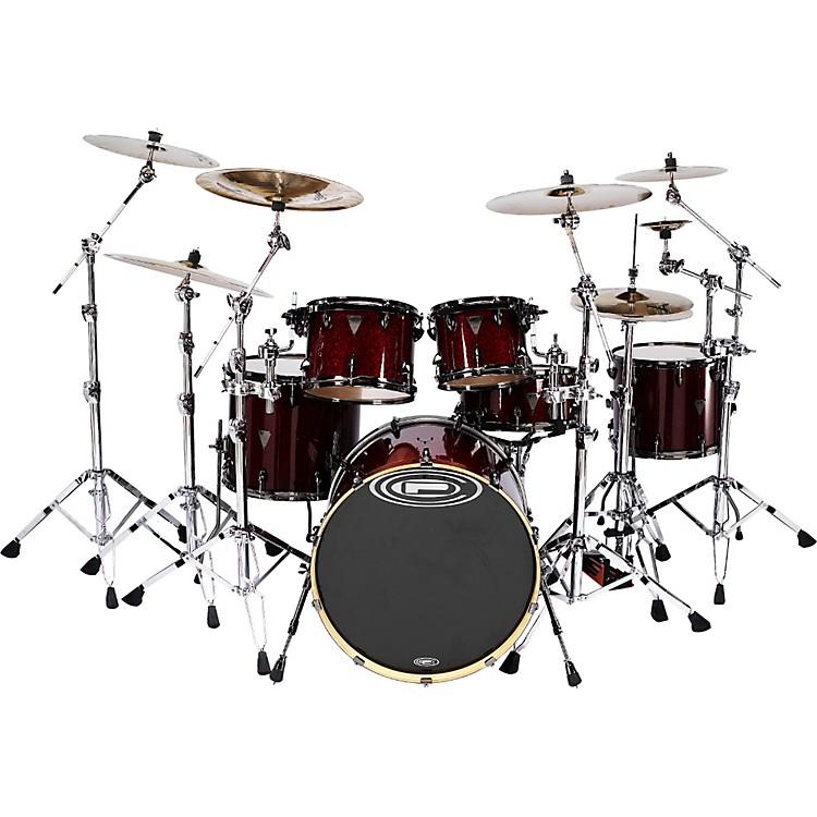 Orange County Drum & PercussionAvalon 6-piece Shell PackSatin Black