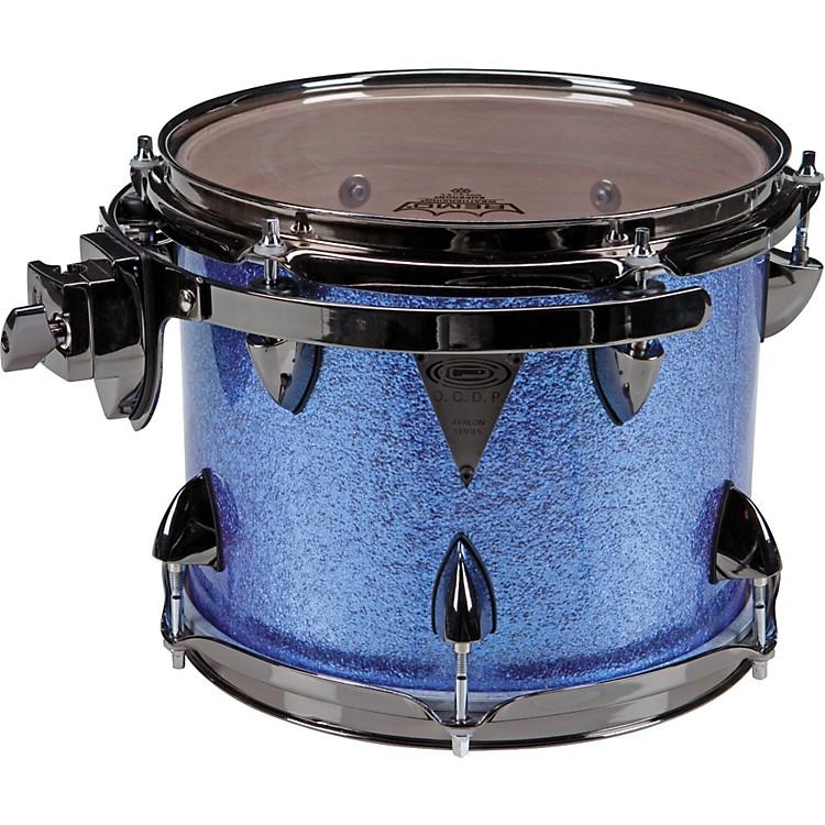 Orange County Drum & PercussionAvalon Tom Drum10x13Moody Blue Sparkle