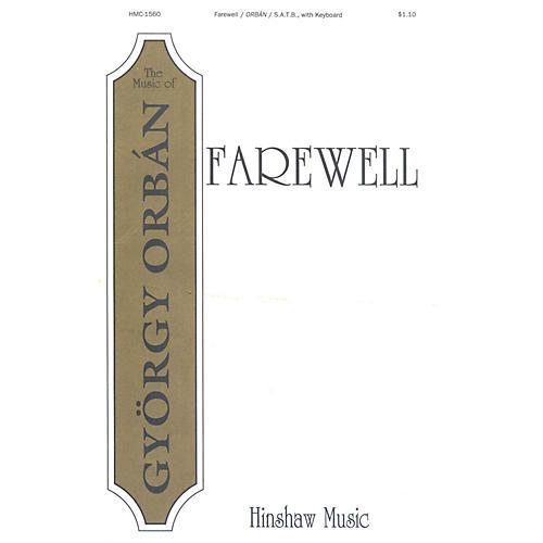 Hinshaw Music Ave Regina SATB composed by Gyorgy Orban-thumbnail