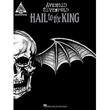 Hal Leonard Avenged Sevenfold - Hail To The King Guitar Tab Songbook