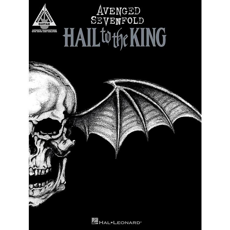 Hal LeonardAvenged Sevenfold - Hail To The King Guitar Tab Songbook