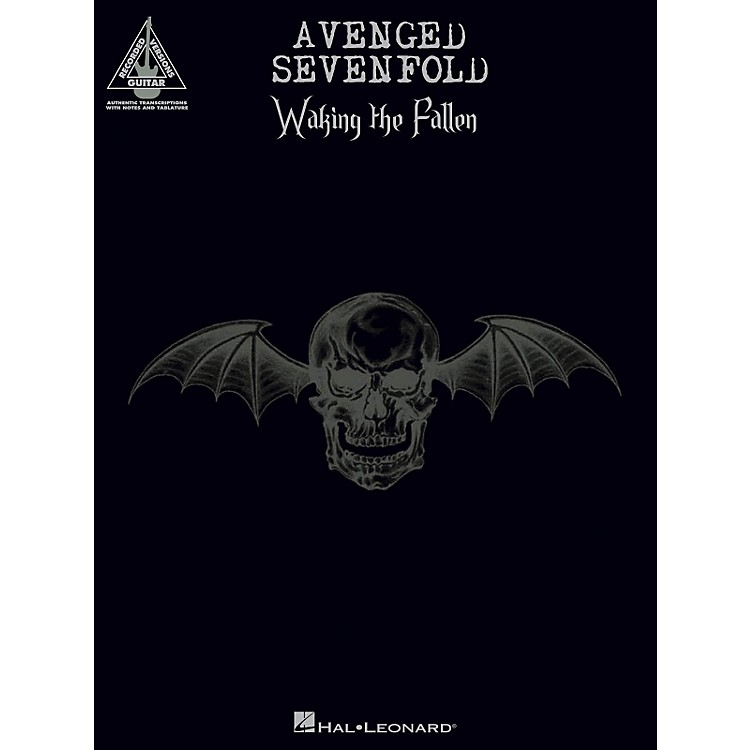 Hal Leonard Avenged Sevenfold Waking the Fallen Guitar Songbook