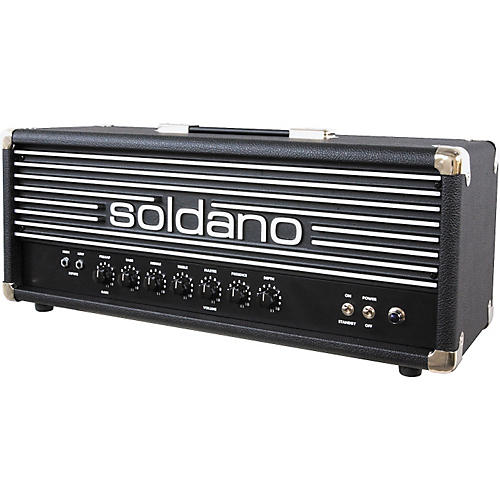 Soldano Avenger Amplifier Head