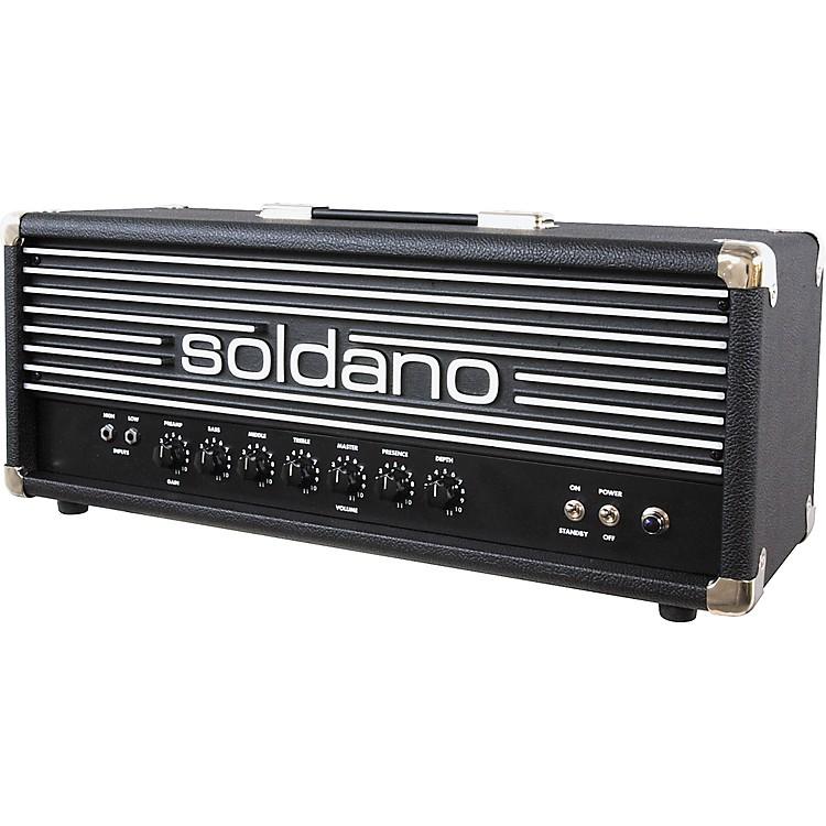 SoldanoAvenger Amplifier Head