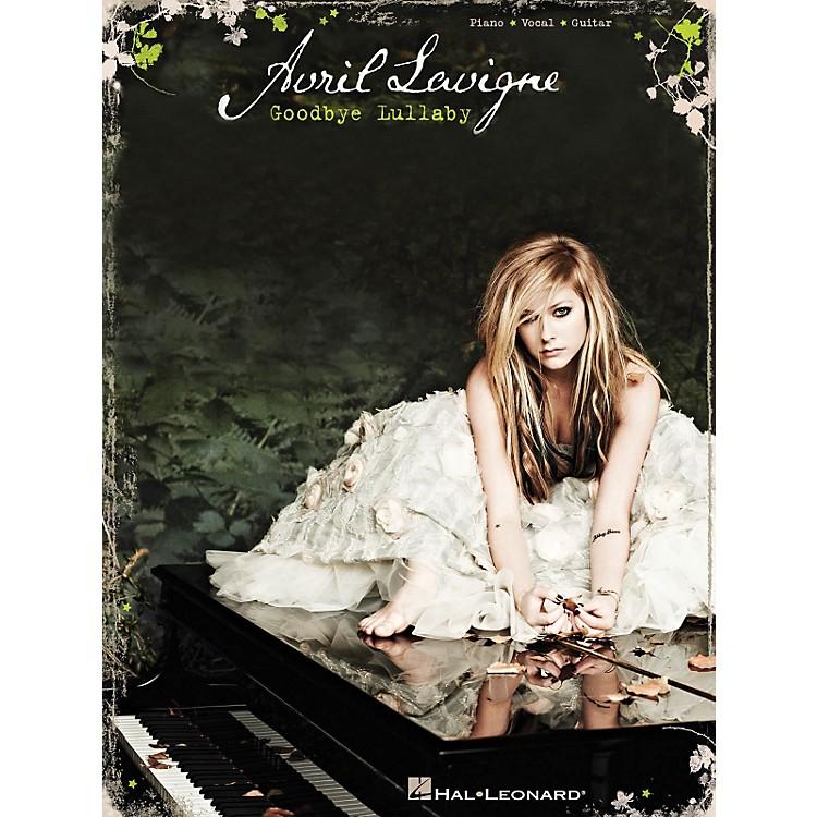 Hal LeonardAvril Lavigne - Goodbye Lullaby PVG Songbook