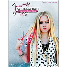 Hal Leonard Avril Lavigne The Best Damn Thing arranged for piano, vocal, and guitar (P/V/G)