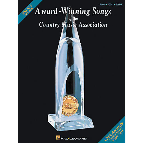 Hal Leonard Award-Winning Songs of the Country Music Association Volume 3: 1997-2000-thumbnail