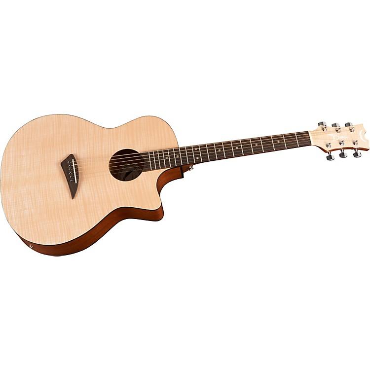 DeanAxcess Flame Cutaway Acoustic Guitar