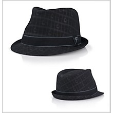 Fender Axe Plaid Fedora