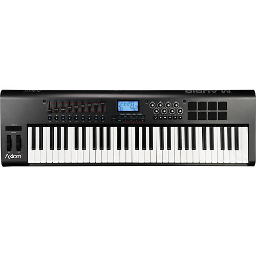 M-Audio Axiom 61 2nd Gen 61-Key USB MIDI Keyboard Controller