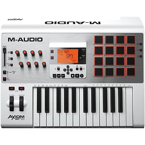 M-Audio Axiom AIR 25 MIDI Controller