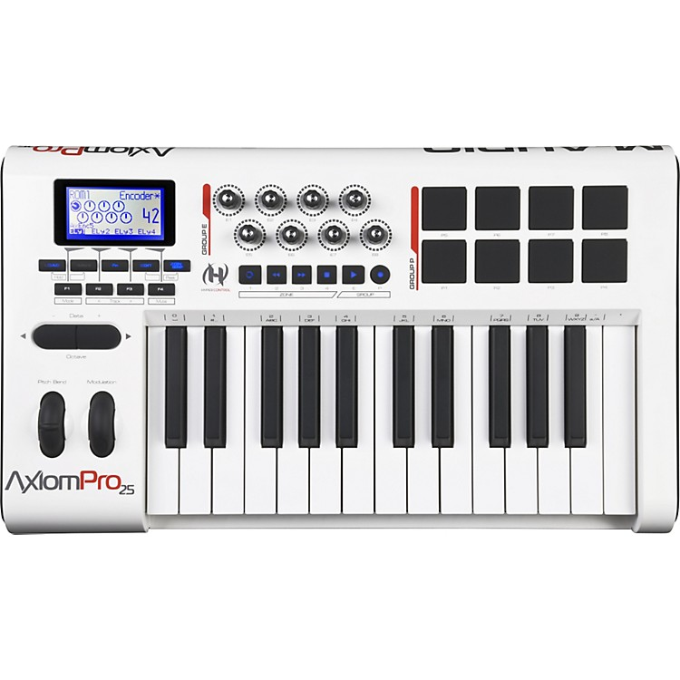M-AudioAxiom Pro 25 USB MIDI Keyboard Controller