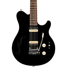 Ernie Ball Music Man Axis Super Sport HH Hollowbody Electric Guitar with Tremolo
