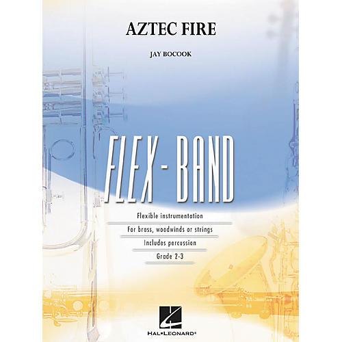 Hal Leonard Aztec Fire - Flex-Band Series (Book)
