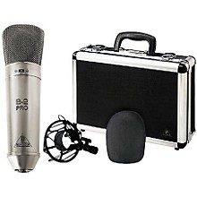 Open Box Behringer B-2 Pro Condenser Microphone